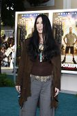 LOS ANGELES, CA - JULY 06:  Cher at the premiere of 'The Zookeeper' at the Regency Village Theatre o