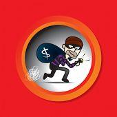 Sneak Thief illustration