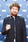 LOS ANGELES - MAY 6: Casey Abrams at the American Idol Finale at the Nokia Theater in Los Angeles, C