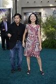 LOS ANGELES, CA - JULY 06:  Ken Jeong at the premiere of 'The Zookeeper' at the Regency Village Thea