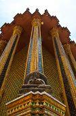 Image Of Buddha Of Wat Phra Kaew Temple
