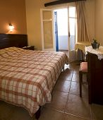 Hotel Room Oia Ia Santorini Greek Islands Greece