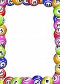 Bingo-Kugeln-frame
