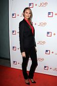 LOS ANGELES - MAR 7:  Stacy Keibler arrives at the introduction of Joe Fresh at JCP at the Joe Fresh