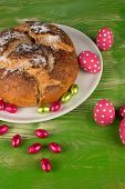 Homemade Spanish Easter Cake