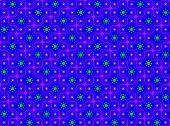 Psychedelic Retro Pattern