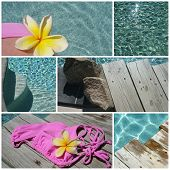 Swimming Pool Montage
