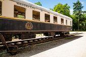 Pullman, Famous Rail Wagon