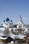 Bogolyubsky In Honor Of The Appearance Of The Icon Nativity Of The Virgin Convent