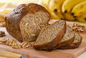Banana Bread Nut Loaf