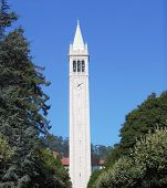 Campanile Clock Tower