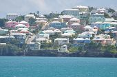 Colorful Houses in Bermuda