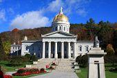Vermont Capitol Building