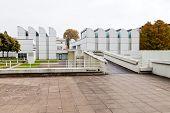 Bauhaus Archive Building In Berlin