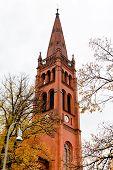 Twelve Apostles Church In Berlin