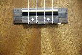 Wood Ukulele