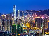 pic of overpopulation  - Hong Kong city - JPG