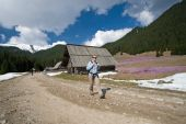 Hiking In Tatry Mountains, Poland