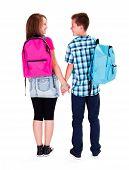 Teenage Love - Holding Hands