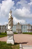 Catherine Palace In Russia