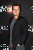 LOS ANGELES - OCT 28:  Len Wiseman at the