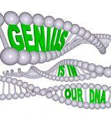Genio está en nuestro ADN