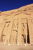 Nefertari Temple, Abu Simbel, Nubia