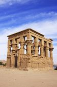 Trajan Kiosk, Philae Temple, Lake Nasser