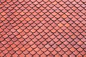 Clay Roof Texture