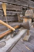 Log House Tools
