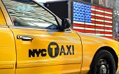 Yellow Cab In Ny