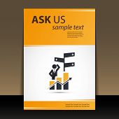 Flyer or Cover Design - Ask Us - Business Consulting