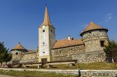 Romanian Old Castle