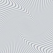 pic of distortion  - Abstract background of distorted lines in grey and white colors - JPG
