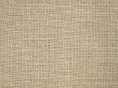 Natural Linen Texture Pattern As Background.