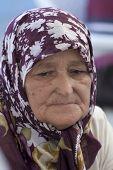 Woman Wearing Headscarf 3