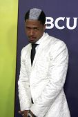 LAS VEGAS - APR 8:  Nick Cannon at the NBCUniversal Summer Press Day at Huntington Langham Hotel on