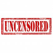 Uncensored-stamp