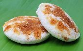 Bangladeshi Bhapa Pitha Or Steamed Rice Cake