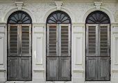 Chino Portuguese Style Architecture