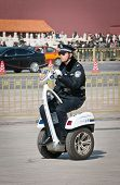 Police Segway