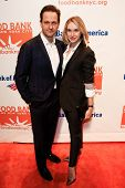 NEW YORK-APR 9: Actor Josh Charles and Sophie Flack attend the Food Bank for New York City's Can Do Awards Dinner Gala at Cipriani Wall Street on April 9, 2014 in New York City.