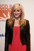 NEW YORK-APR 9: Olympic gymnast Nastia Liukin attends the Food Bank for New York City's Can Do Award