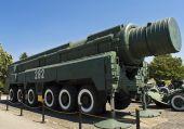 Topol  Ballistic Rocket