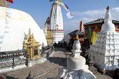 Near Big Stupa