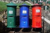 Rubish Cans