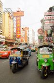 Chinatown Traffic, Bangkok