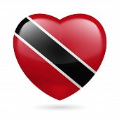 Heart icon of Trinidad and Tobago