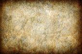 Brown Grunge Textured Abstract Background