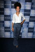 LOS ANGELES - SEP 18:  Sherri Saum at the People Stylewatch Hosts Hollywood Denim Party at The Line on September 18, 2014 in Los Angeles, CA